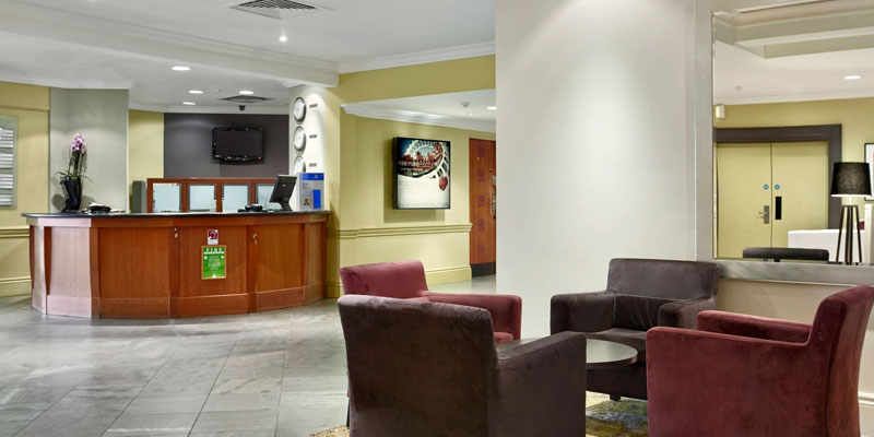 hilton basingstoke reception