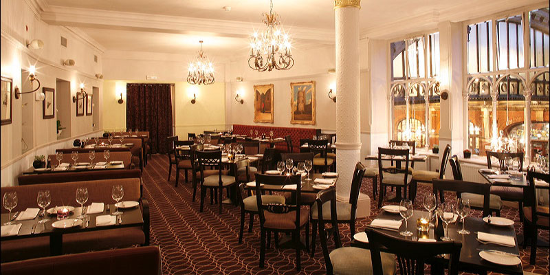 harte and garter restaurant