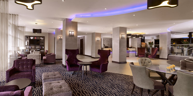 double tree by hilton woking lounge
