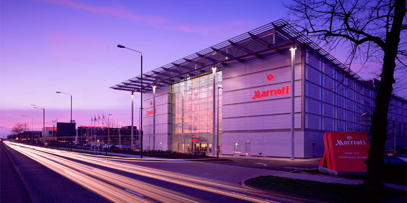 heathrow marriott exterior