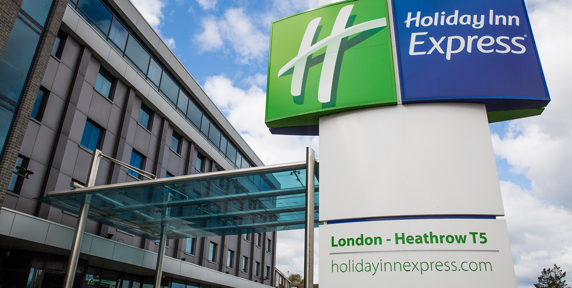 holiday inn express heathrow t5 exterior2