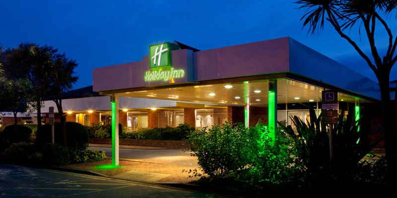 holiday inn reading south exterior
