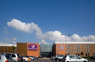 Heathrow Premier Inn 1