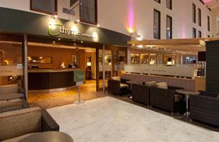 Heathrow Premier Inn restaurant 2