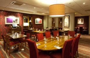 Heathrow Premier Inn restaurant 4