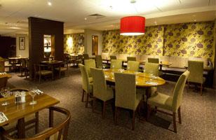 Heathrow Premier Inn restaurant