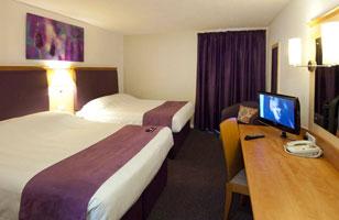 Heathrow Premier Inn rooms 3