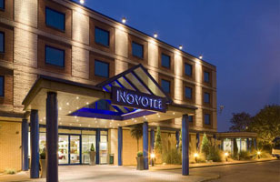 Novotel Heathrow exterior
