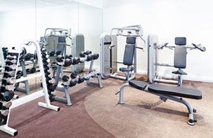 Novotel Heathrow novotel heathrow gym1