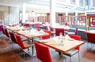 Novotel Heathrow novotel heathrow restaurant1