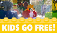 Kids Go FREE in April and June