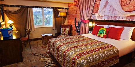 Adventure premium room