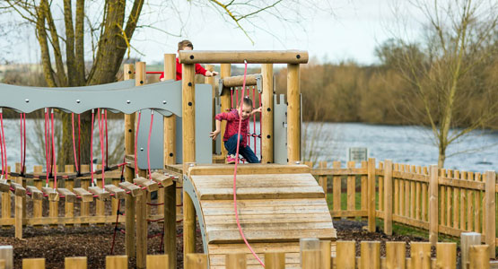 Crowne Plaza Marlow Play Area