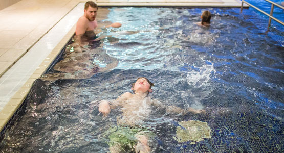 Crowne Plaza Marlow Swimming Pool