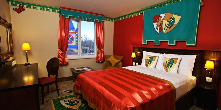 Kingdom themed room