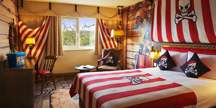 Premium Pirate room