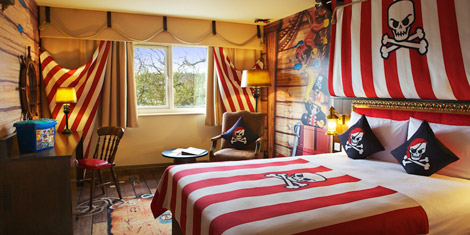 Pirate premium room