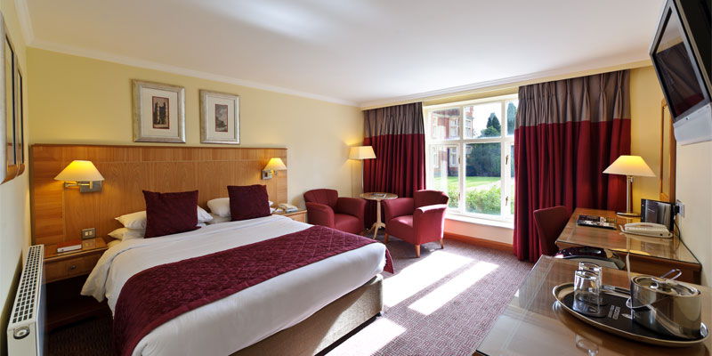savill court hotel room