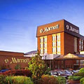 The Marriott at Heathrow is excellent and only 8 miles from the park with good road links