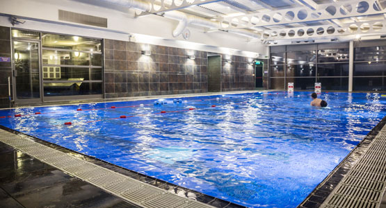Berystede Hotel Pool